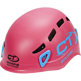 Climbing Technology Eclipse Helm Kinderen roze